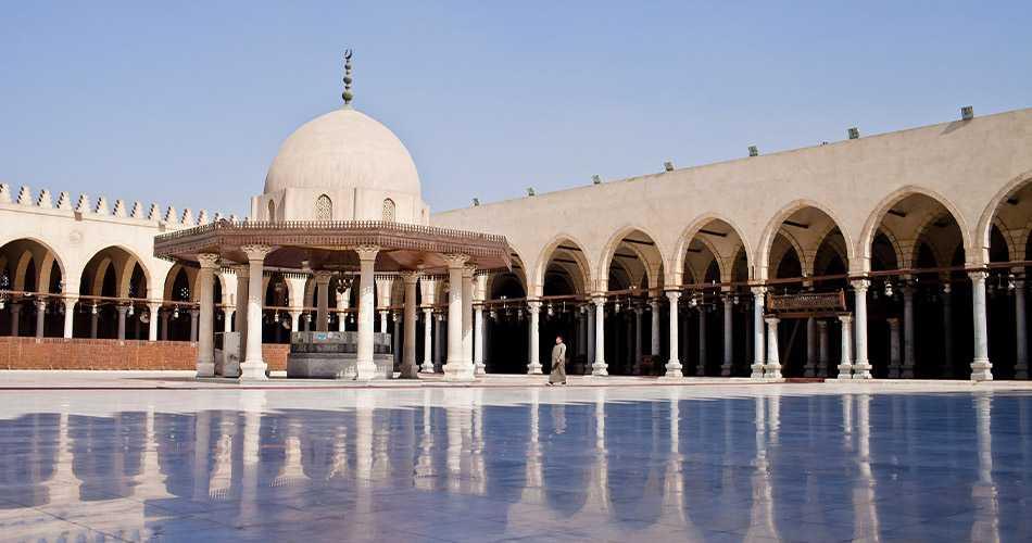 Die islamischen Sehenswürdigkeiten in Kairo