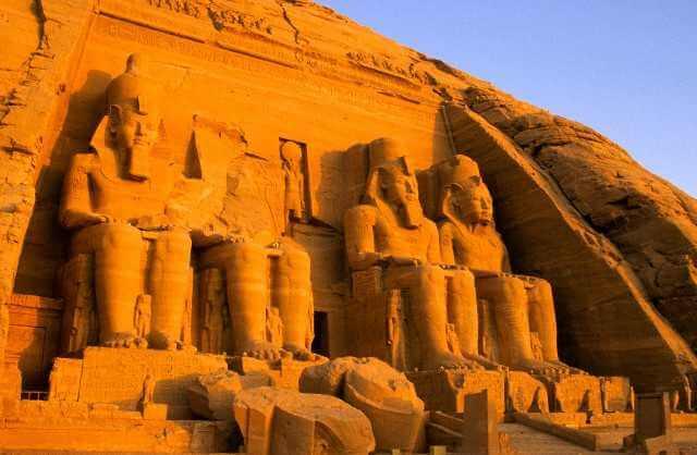 Ausflug von Luxor nach Assuan und Abu Simbel