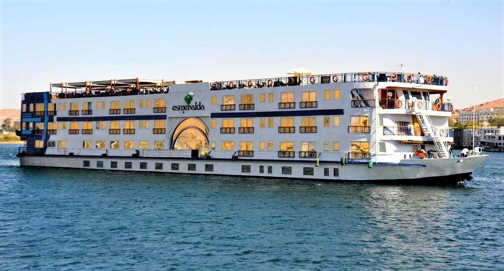 MS Esmeralda Nilkreuzfahrtschiff