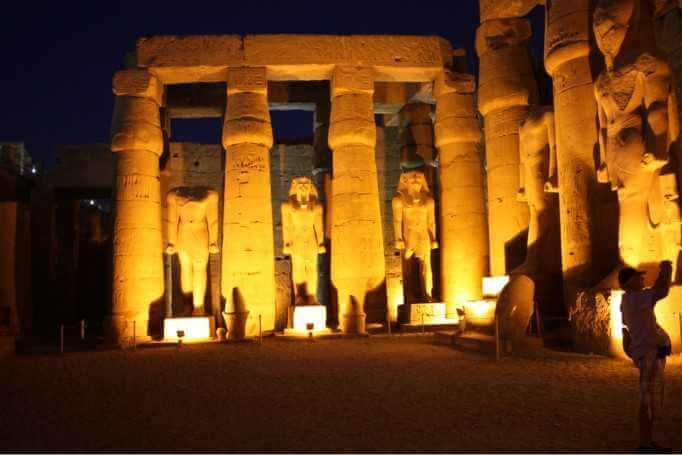 2-tägiger Ausflug nach Luxor von Hurghada