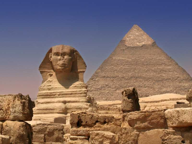 Ausflug ab Kairo zu den Pyramiden, Sakkara und Memphis
