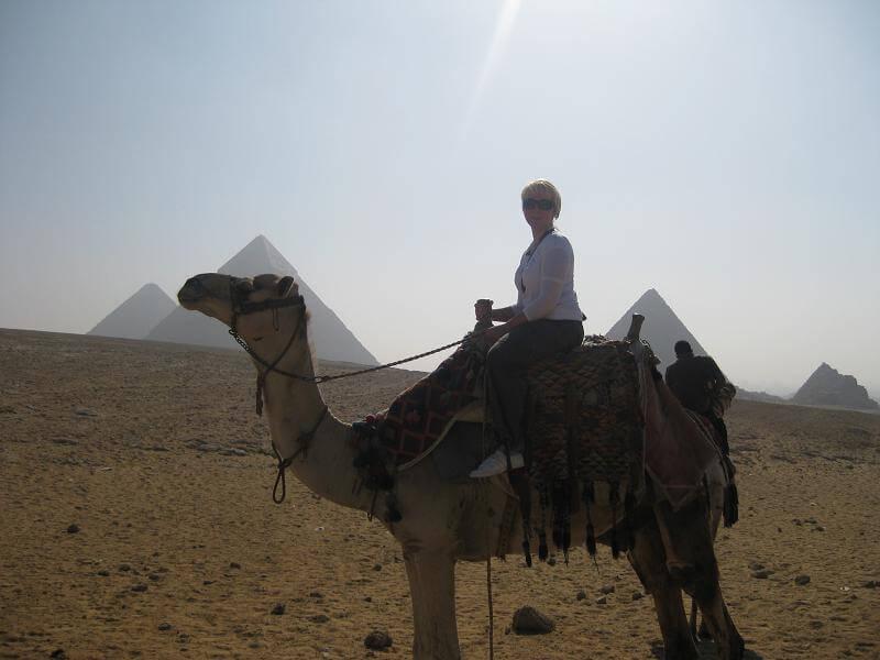 2-tägiger Ausflug Luxor und Kairo von Hurghada mit dem Flugzeug