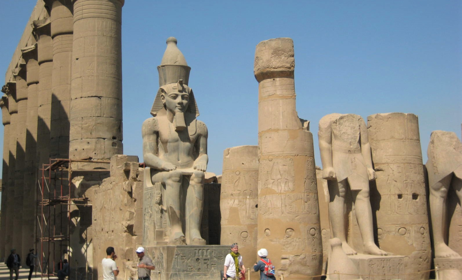 2-tägiger Ausflug nach Luxor von El Gouna