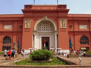 Ausflug zum Ägyptischen Museum und zur Zitadelle des Saladin ab Kairo