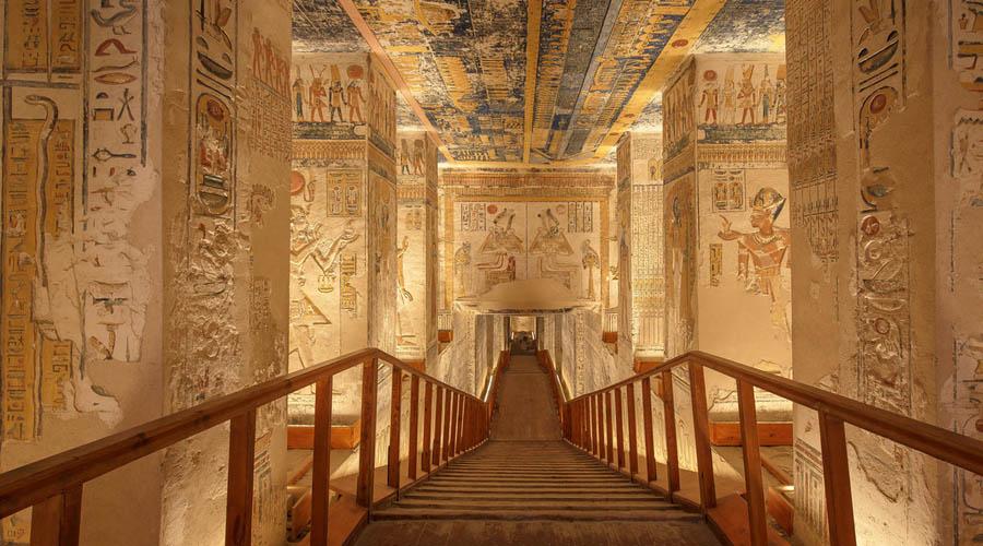 3 Nächte Kairo, 7 Nächte Nilkreuzfahrt und 4 Nächte Badeurlaub