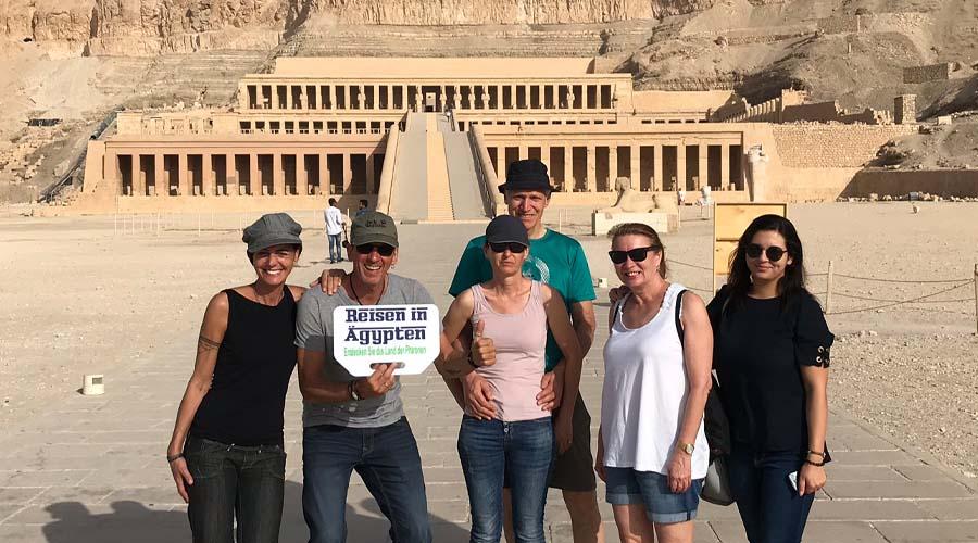 7 Tage Ägypten Rundreise Kairo und Luxor