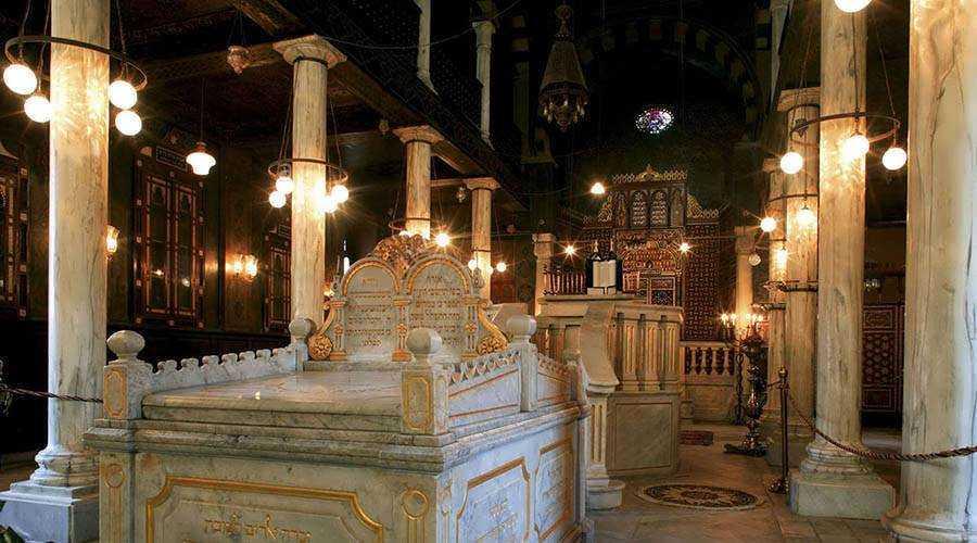 Die Ben Ezra Synagoge