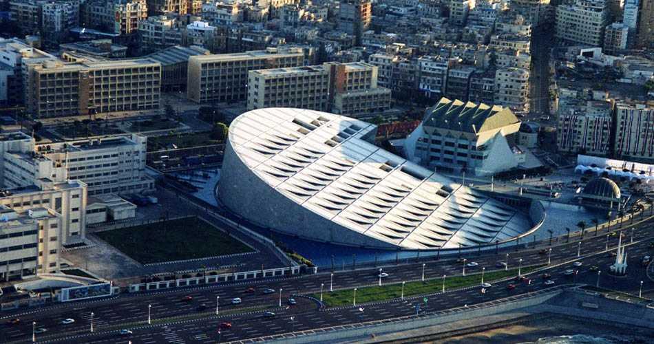 Die Bibliothek von Alexandria