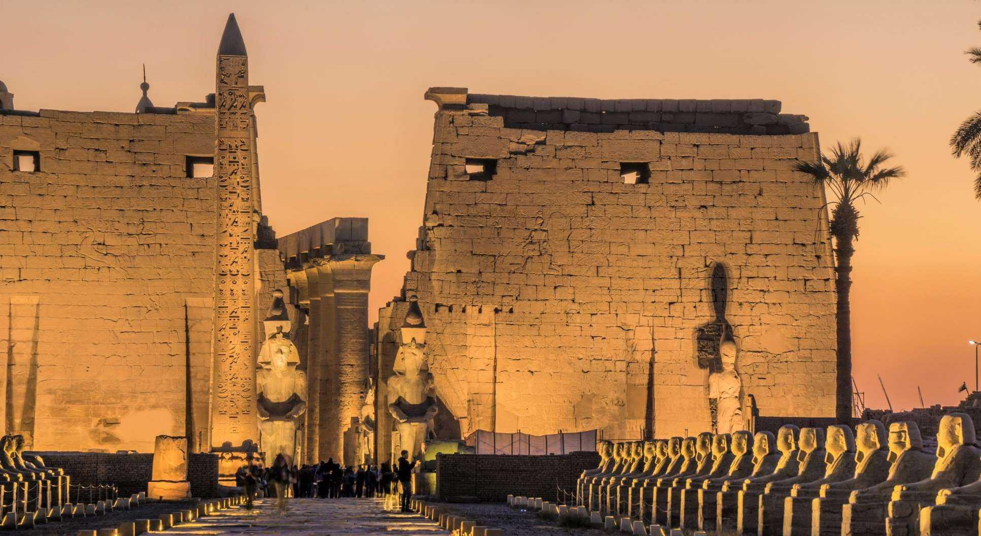 Überblick Luxor