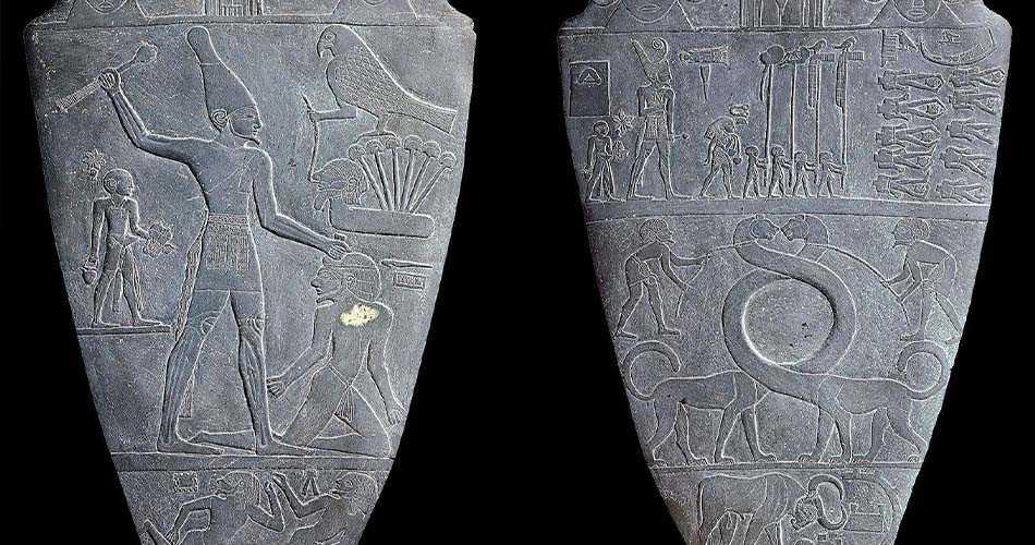 König Narmer