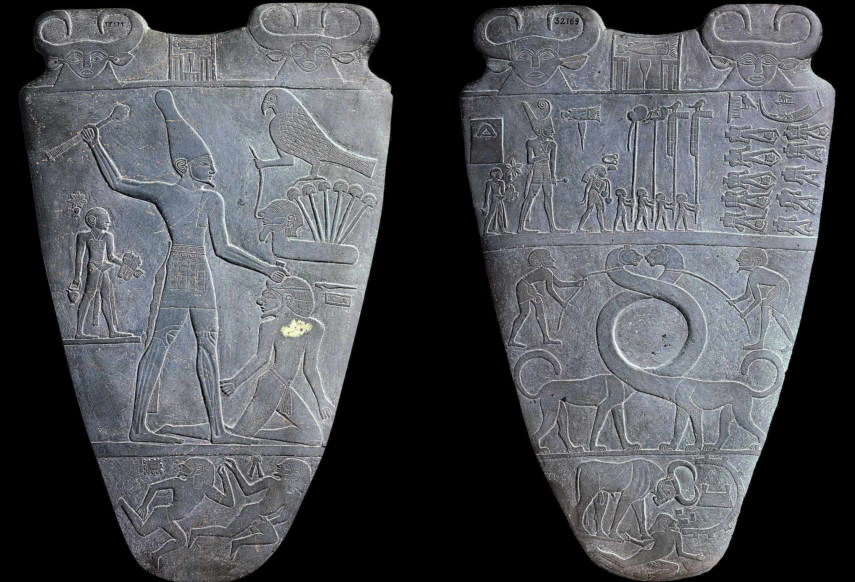 König Narmer und die Vereinigungsschlacht