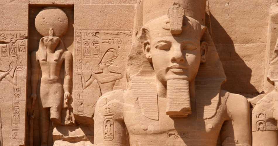 König Ramses II