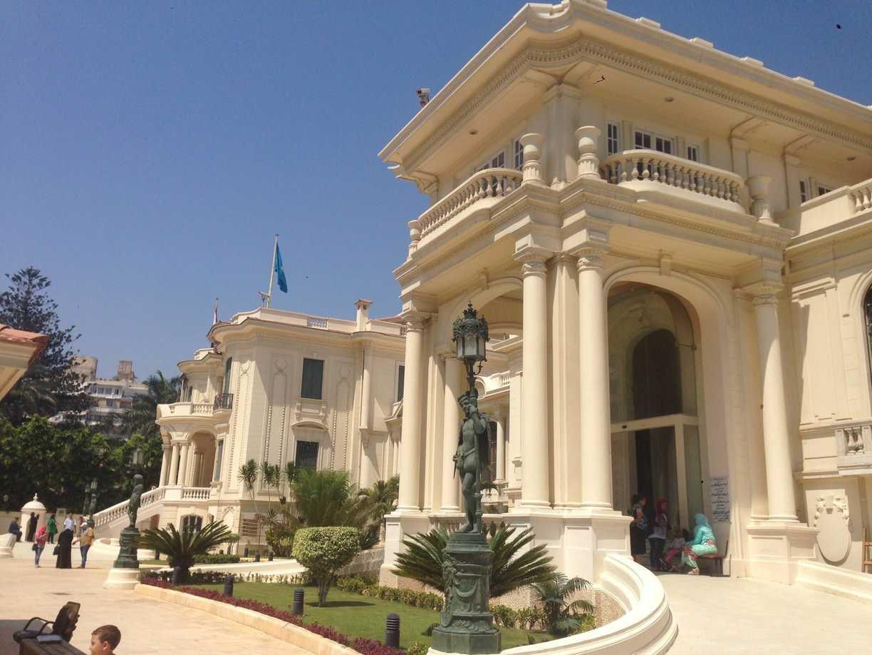 Das Königliche Juwelen-Museum in Alexandria