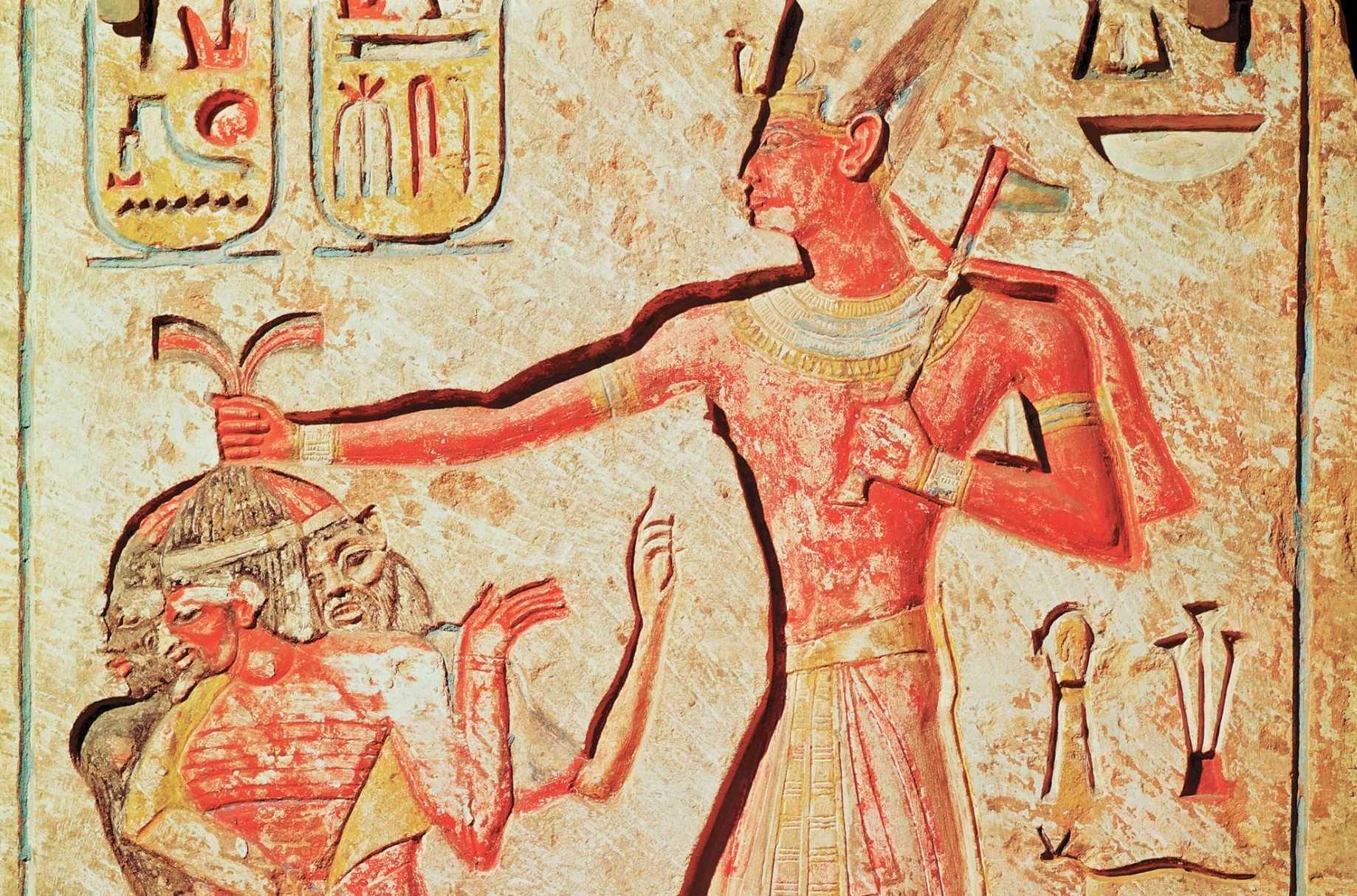 Antike Ägyptische Schlachten