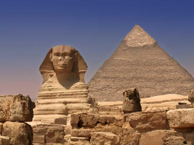 Ausflug von El Gouna nach Kairo mit Flug