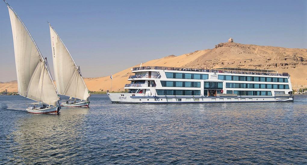 MS Amwaj  Nilkreuzfahrtschiff