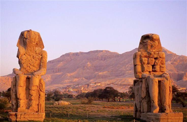 Tagesausflug von Hurghada nach Luxor