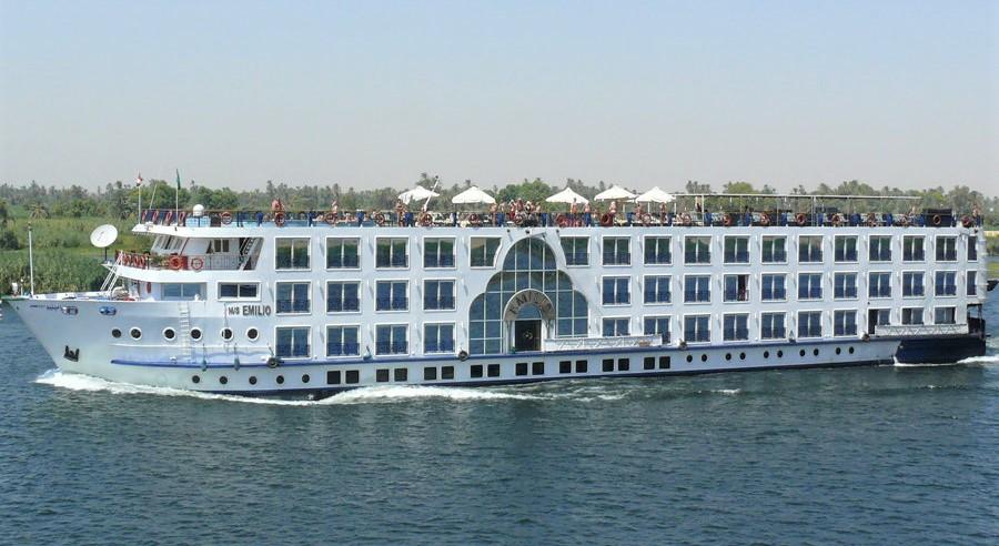MS Emilio Nilkreuzfahrtschiff